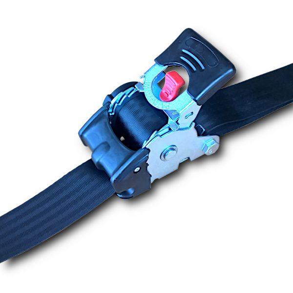 Pas ROLLO samozwijający 0,5 tony z napinaczem - 25 mm