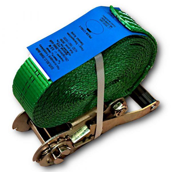 Pas ściągający z napinaczem 2 tony - 35mm