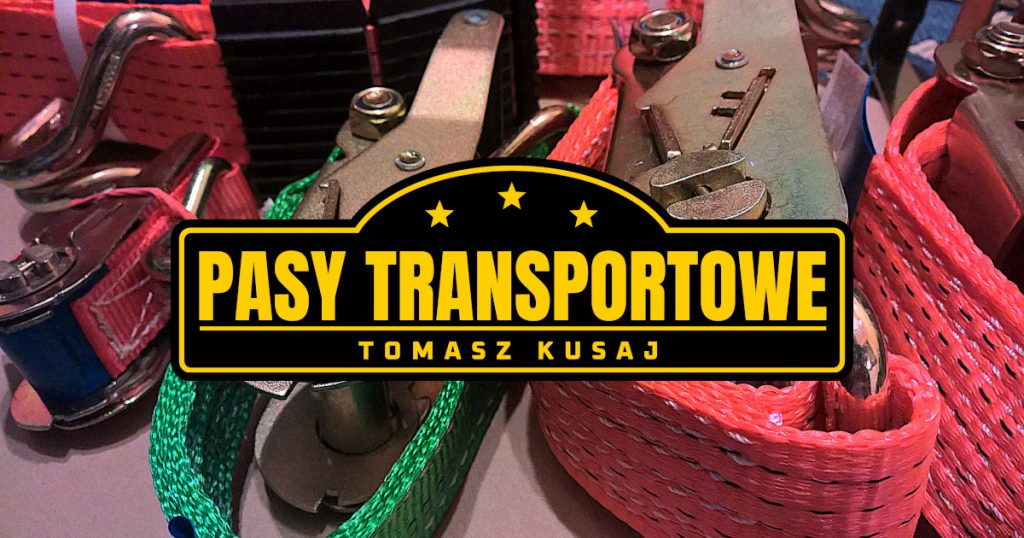 Pasy Transportowe - Tomasz Kusaj